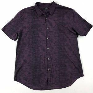 John Varvatos USA Short Sleeve Button Down Shirt